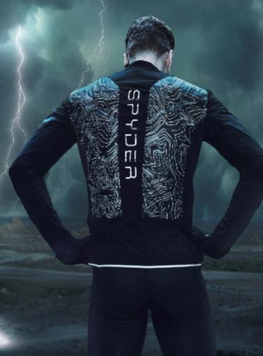 '스파이더' 패커블 재킷