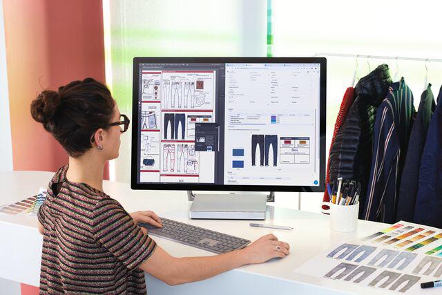 렉트라가 클라우드 기반 플랫폼 '큐빅스 링크'로 시장에서 패션 기술 선두 업체로서의 입지를 강화한다.