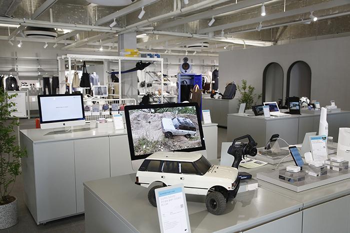 서울 성수동에 오픈한 '공간 와디즈'