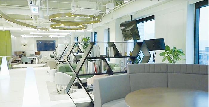 'Workplace 360 오피스'