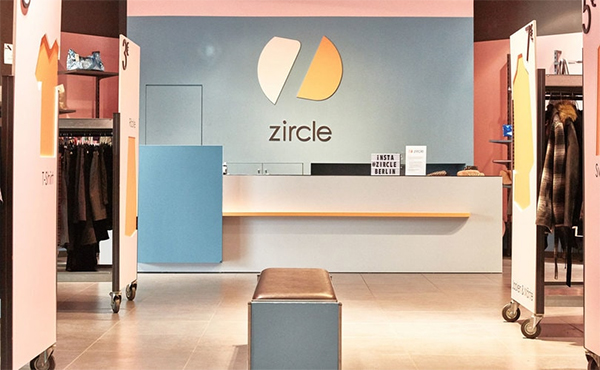 지클(Zircle:Zalado+Circular) 팝업 스토어