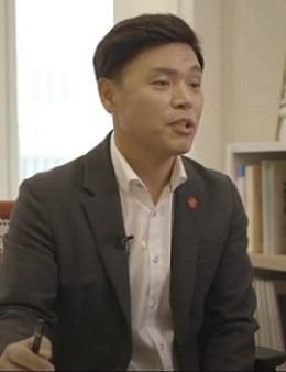 김예철 대표(출처: 신세계그룹 공식 유튜브 SSGPLAY)