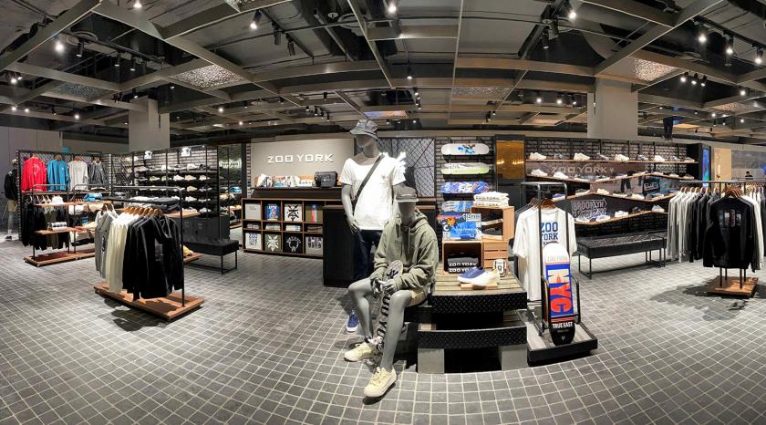 <쥬욕> 국내 첫 단독 매장 현대백화점 중동점