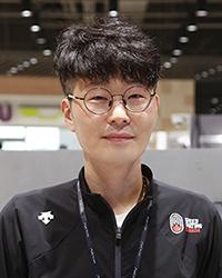 노연호 '데상트' 매니저