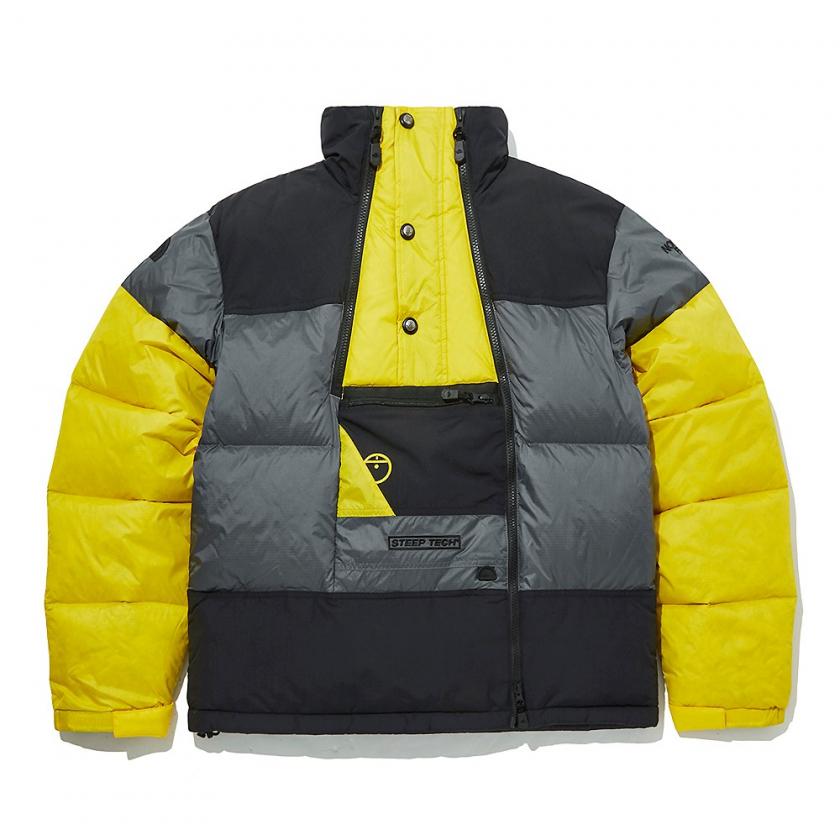 노스페이스 '스팁 테크 다운 재킷' 제품컷