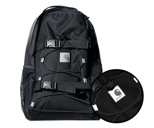 '칼하트' 리플렉티브 소재 가방
