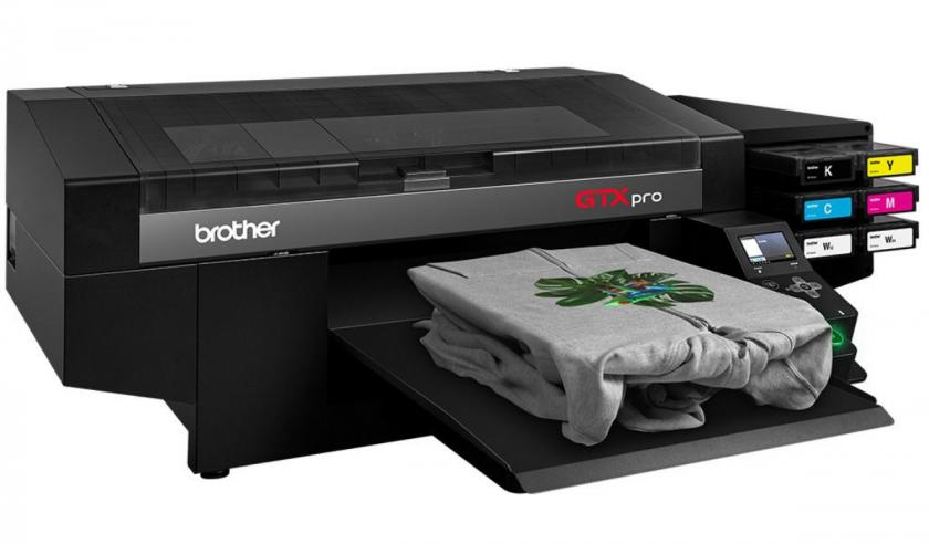 브라더 의류 프린터 GTX PRO 423