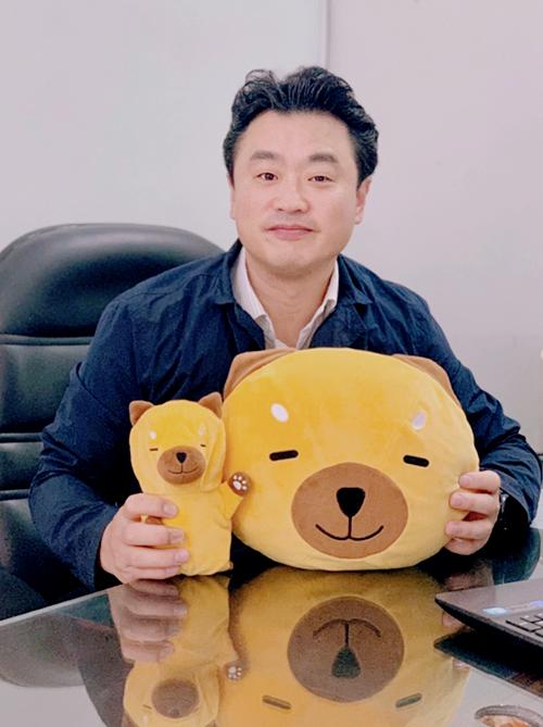 고경재 케이아이글로벌 대표