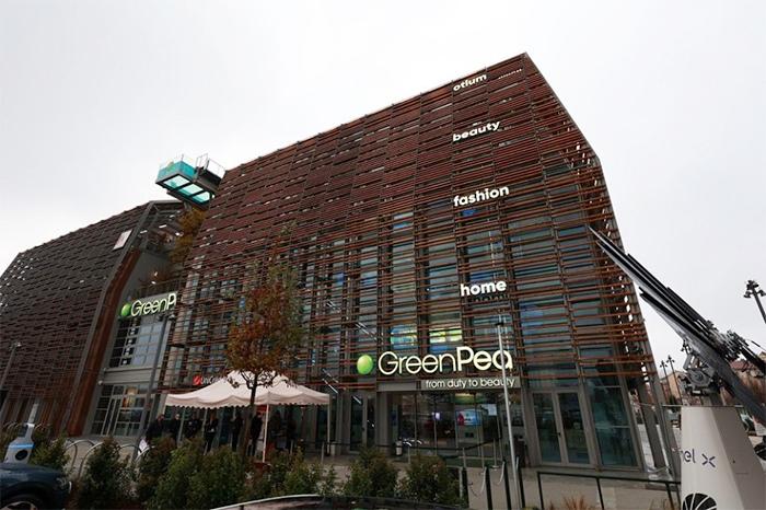 그린피(Greenpea)