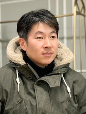 김성엽 '펜필드' 사업부장