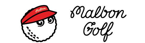 '말본골프' 로고