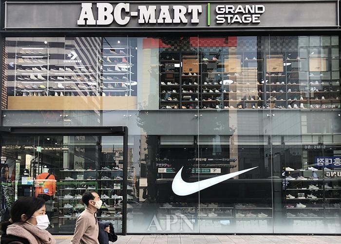 'ABC마트' 홍대점